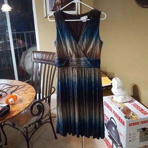 Newport News Sleeveless Dress